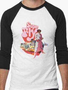 Superfly Men's Baseball ¾ T-Shirt