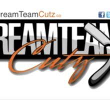 DreamTeamCutz Sticker Sticker