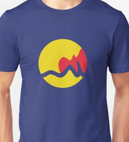 Grand Rapids Flag Unisex T-Shirt