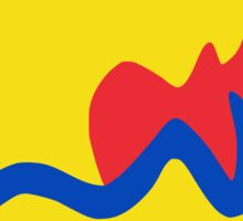 Grand Rapids Flag Sticker