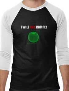 Comply Men's Baseball ¾ T-Shirt