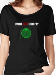Comply Women's Relaxed Fit T-Shirt
