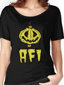 AFI All Hallows Women's Relaxed Fit T-Shirt