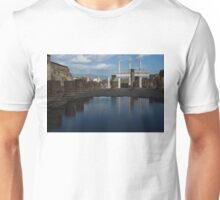 Reflecting on Pompeii Unisex T-Shirt