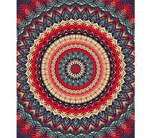 Mandala 077 Photographic Print
