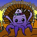 Thanksgiving - Lil Inky - Moo and Friends by lorikitty