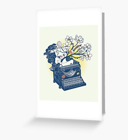Blossom Greeting Card
