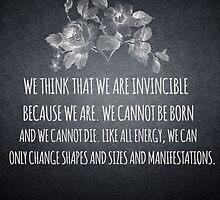 Invincible by Alyssa Clark