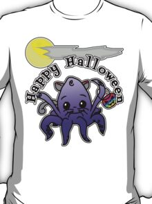Halloween - Lil Inky - Moo and Friends T-Shirt