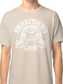Shredder's Gym Classic T-Shirt