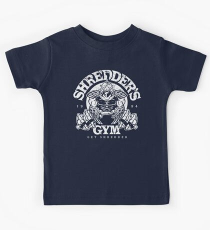 Shredder's Gym Kids Tee