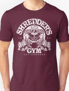 Shredder's Gym T-Shirt