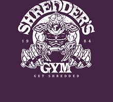 Shredder's Gym Unisex T-Shirt