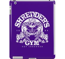 Shredder's Gym iPad Case/Skin