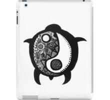 Yin Yang Turtle iPad Case/Skin