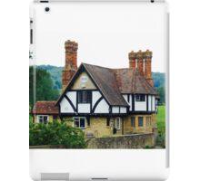 Quaint Countryside Home iPad Case/Skin