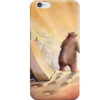 I'll take that Teddy! iPhone Case/Skin