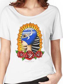 Luchadora Women's Relaxed Fit T-Shirt