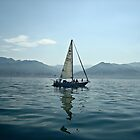 At Sea by Kathy Bucari