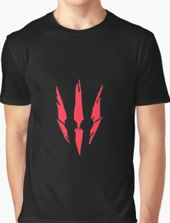 Witcher 3 Logo Graphic T-Shirt