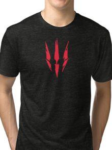 Witcher 3 Logo Tri-blend T-Shirt