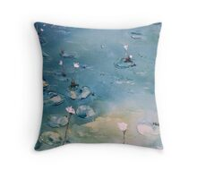 Restful   Throw Pillow