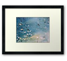 Restful   Framed Print