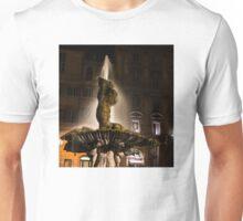 Rome's Fabulous Fountains - Bernini's Triton Fountain Unisex T-Shirt