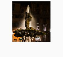 Rome's Fabulous Fountains - Bernini's Triton Fountain Unisex T-Shirt