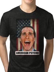American Psycho Tri-blend T-Shirt