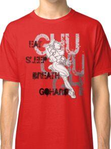GHU 90'S WORKOUT GIRL  Classic T-Shirt