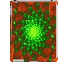 A green place iPad Case/Skin