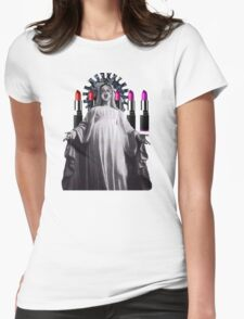 A Devine Religion  Womens Fitted T-Shirt