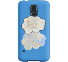 The Fault In Our Stars Maps Samsung Galaxy Case/Skin