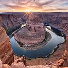 Horshoe Bend, Page, AZ by Graham Gilmore