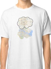 The Fault In Our Stars Maps Classic T-Shirt