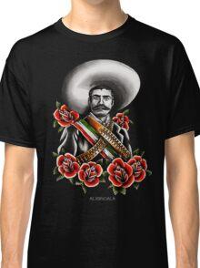 Emiliano Zapata Portrait Classic T-Shirt