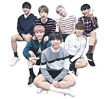 BTS Photographic Print