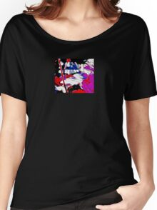 Red Beauty 2 Women's Relaxed Fit T-Shirt