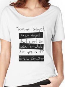 Women: Subject Women's Relaxed Fit T-Shirt