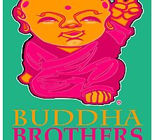 BUDDHA BROTHERS (DESIGN UNO) by SOL  SKETCHES™