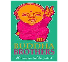 BUDDHA BROTHERS (DESIGN UNO) Photographic Print
