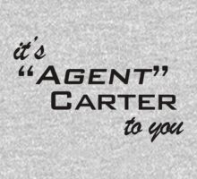Agent Carter by dailymantra