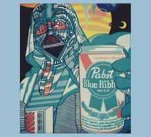 Darth loves Pabst by bruiseviolet77