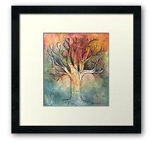 Tea Tree Framed Print