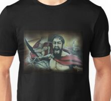 300 illustration Unisex T-Shirt