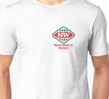 The new world (logo) Unisex T-Shirt