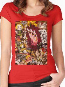 Marilyn Monroe Women's Fitted Scoop T-Shirt