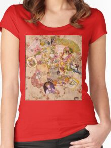Victoriana Women's Fitted Scoop T-Shirt