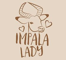 Impala Lady Womens Fitted T-Shirt